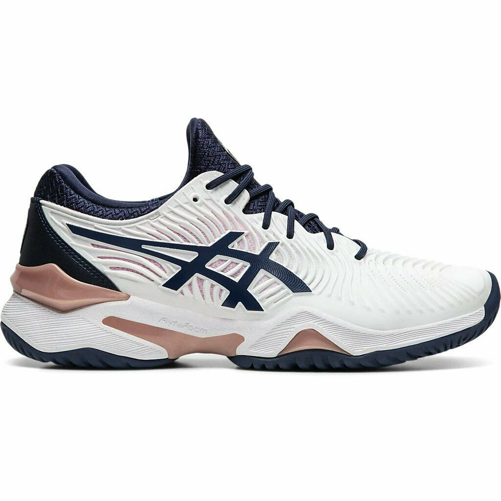 Asics Court Ff 2 White Womens Tennis Shoes In 2020 White Tennis Shoes Womens Womens Tennis Shoes Tennis Shoes