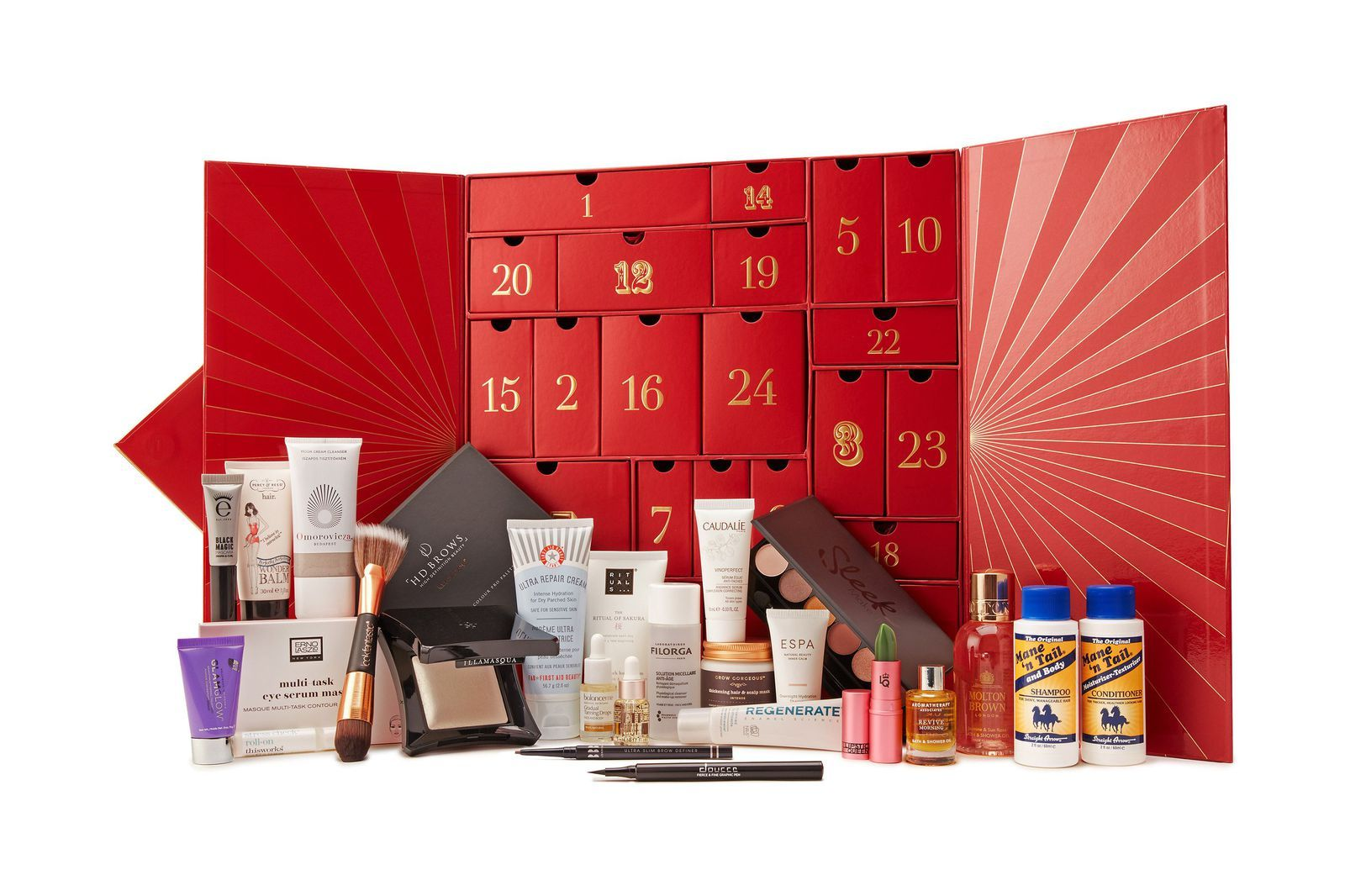 These Beauty Advent Calendars Are Now In The Sales