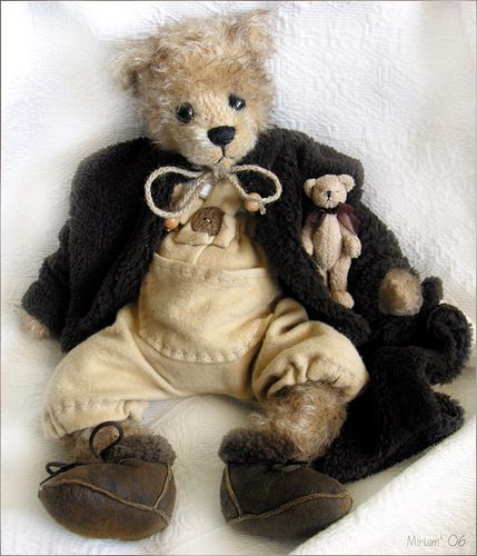 https://flic.kr/p/pifro6 | Stefanie | Mick Bears  (Old picture)