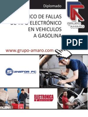 Manual PCMFord Motores generales Motor de combustión
