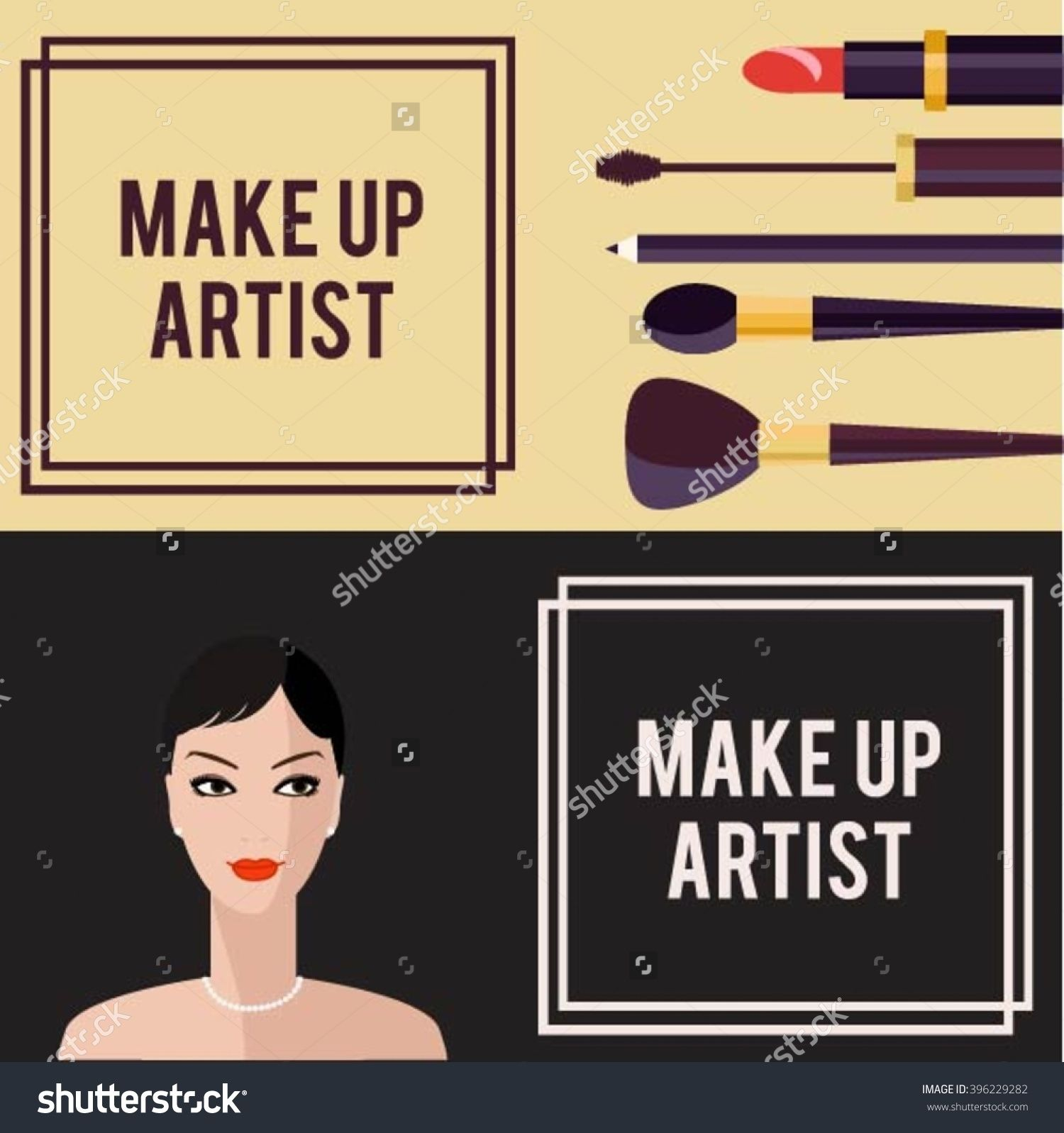 Image Result For Makeup Artist Advertising Poster Maybe Use The Top