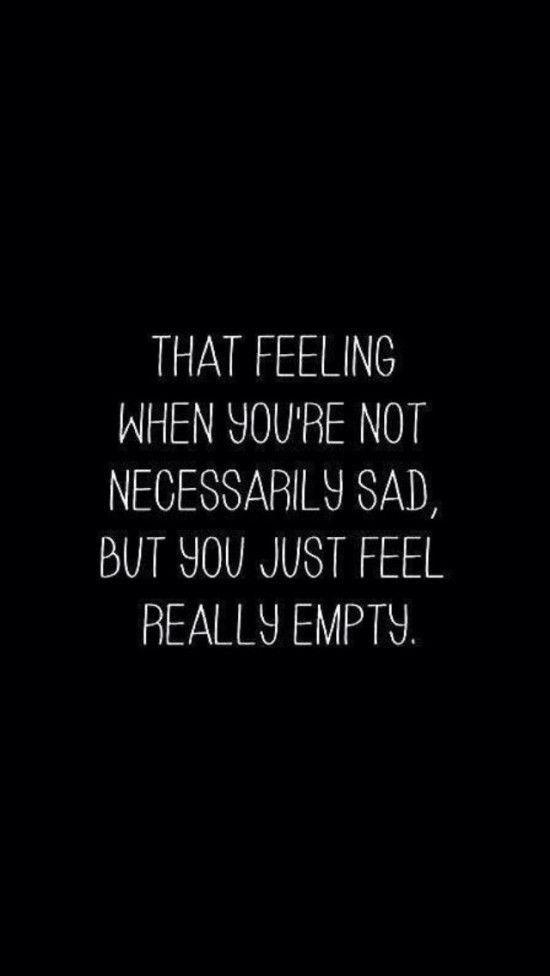 Sad Lonely Quotes Pain Hurt Alone Heartbroken Sadness Empty Loneliness  Heartbreak Numb Broken Heart Picture Quotes It Hurts Sad Quotes Heartache  Emptiness ...