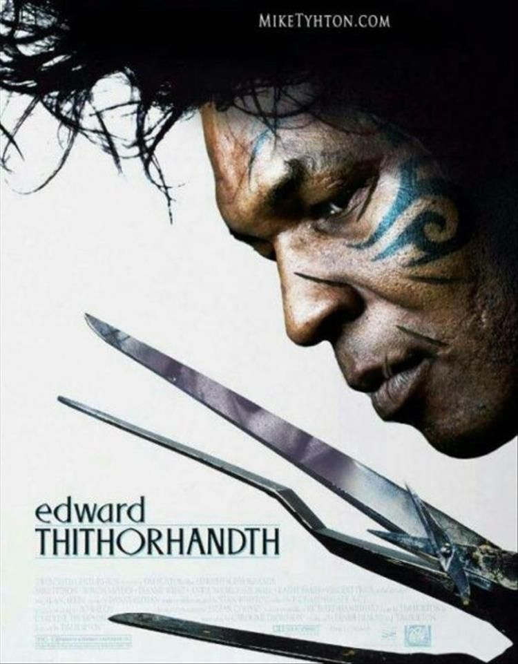 if mike tyson starred in movies 20 pics no way pinterest