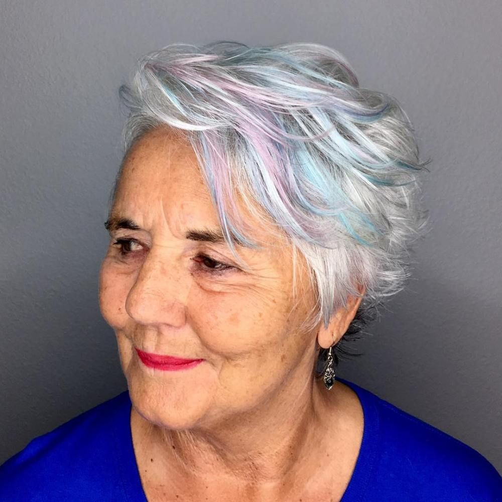 50 Best Short Hairstyles For Women Over 50 In 2020 Hair