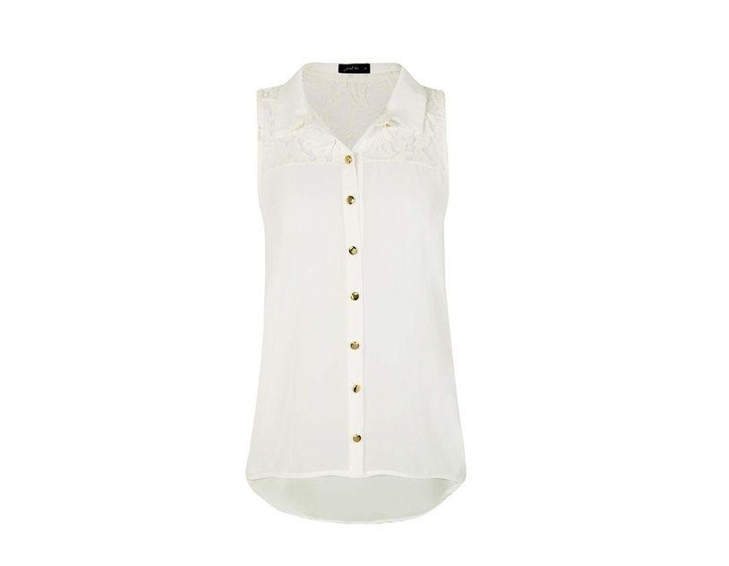 Guia de compras: aposte em camisas sem manga - Moda - UOL Mulher