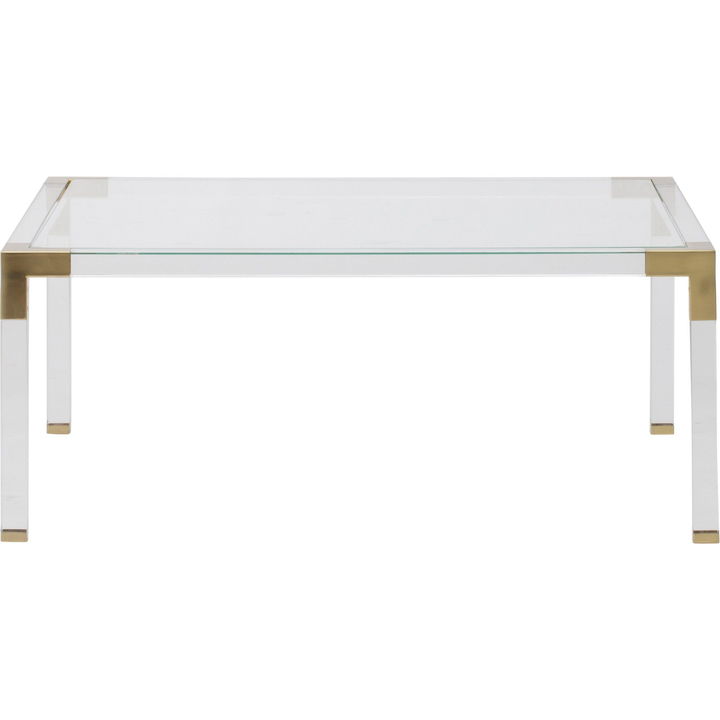maci acrylic coffee table coffee tables accent tables