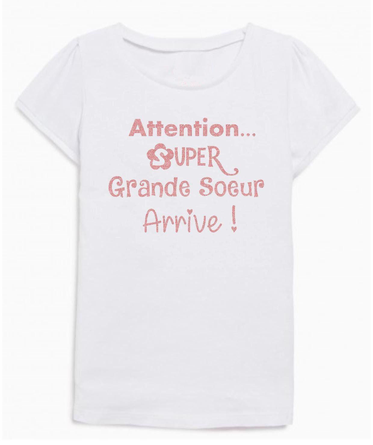 Future Grande Soeur Tee Shirt G Tee Shirt Personnalisécadeau