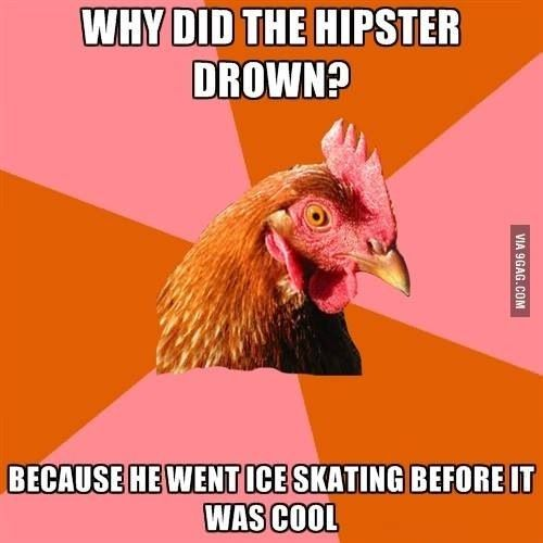 why are hipsters so rude