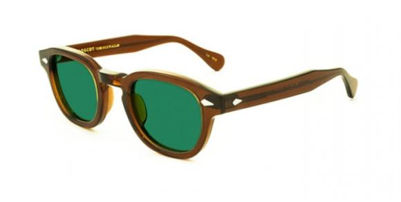 fe14573b3db Moscot Lemtosh Brown (Green) | Cool Clothes | Glasses, Sunglasses ...
