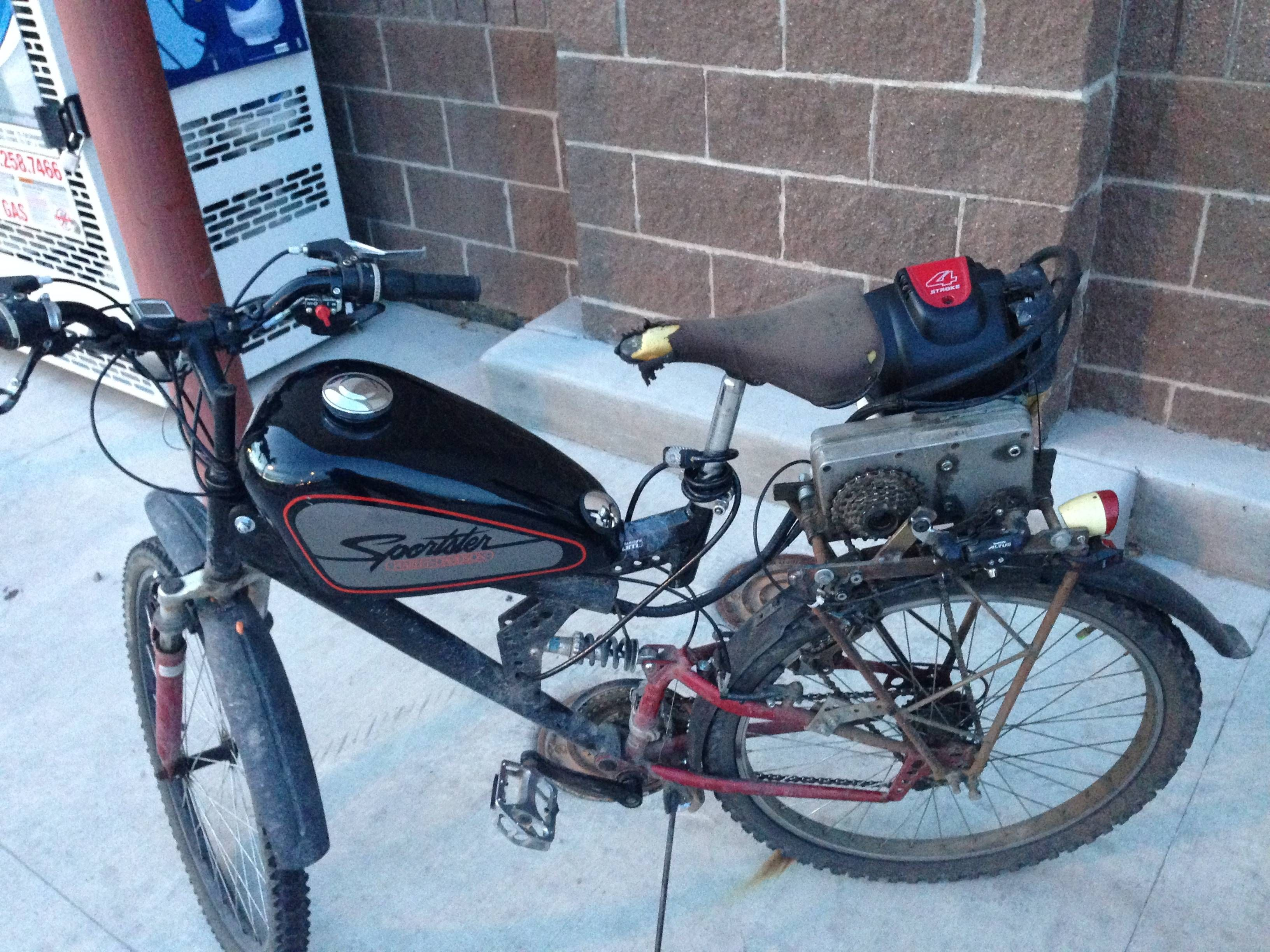 weed eater bmx bike - Google Search