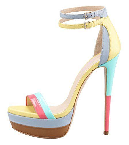 Fashion high heels, Heels, Peep toe pumps