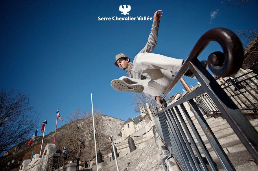 Un nouvel ambassadeur pour serre chevalier vall e pierre - Vainqueur coupe du monde 2010 ...