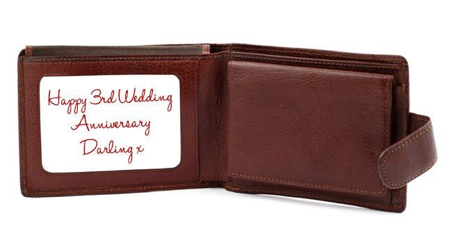 fe86d4109bdc 20 Leather gift ideas for a third wedding anniversary  weddinganniversary