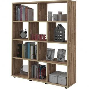 Estante Para Livros Book - Artely com as melhores condições você encontra no Magazine Inusitar. Confira!