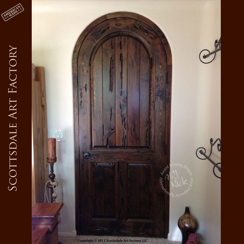 solid wood door hand crafted in america custom wood doors for interior or exterior use