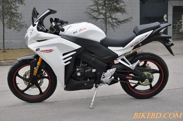 Most Of The Companies That Came In Bangladesh Brought Sports Bikes