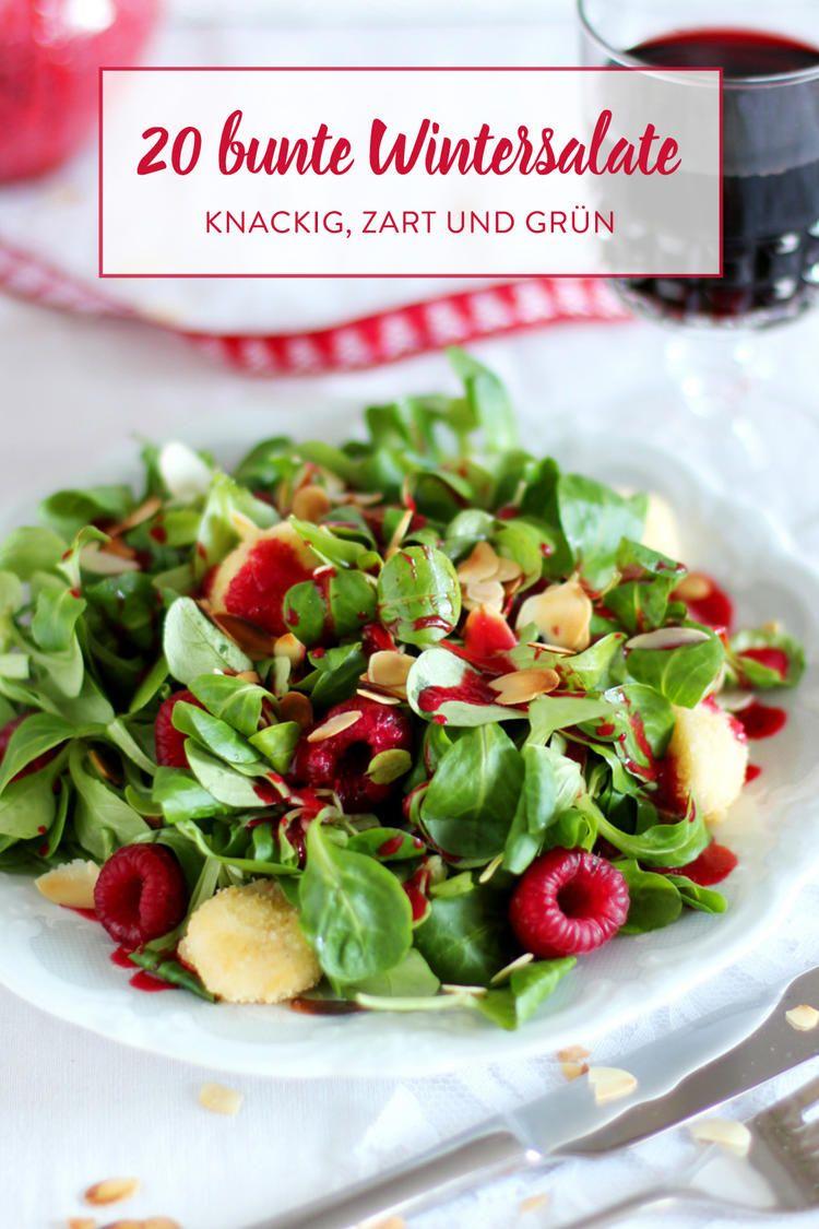 Photo of 20 winterliche Rezepte für deine Salatschüssel