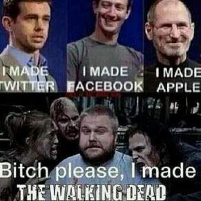 39+ Ideas Memes Funny Facebook Walking Dead For 2019
