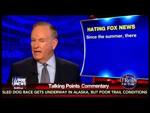 Bill O'Reilly Hating Fox News Blasts Two Faced Axelrod, Media Matters,