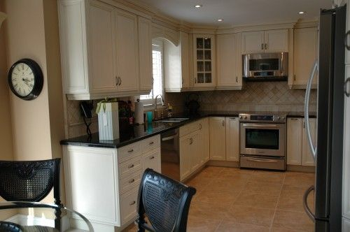Actual Kitchen Of A Directbuy Member Done Through Directbuy Of