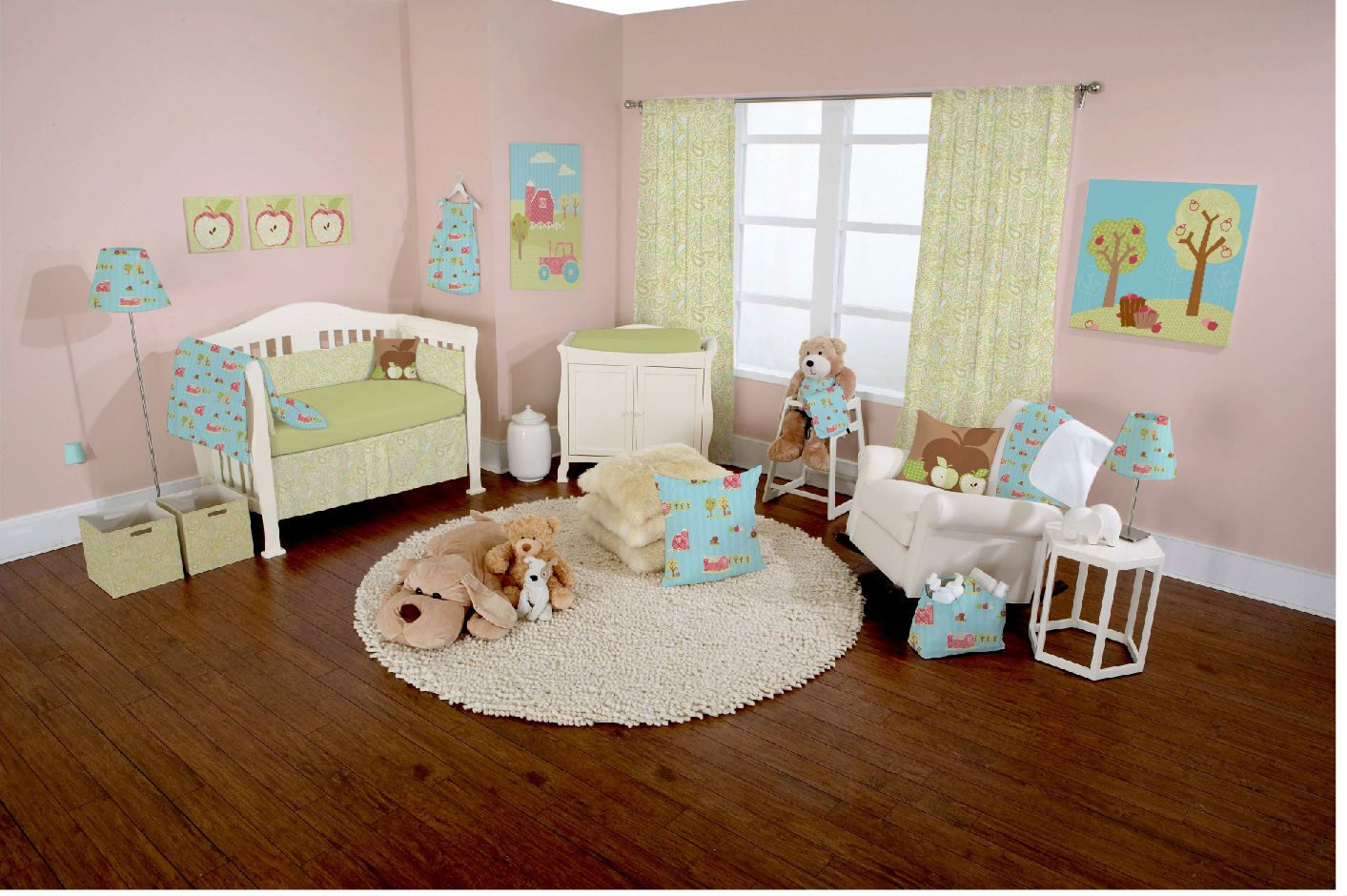 baby rooms | decorate a customized baby room. your nursery, your