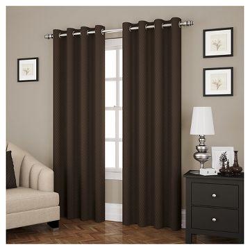 Ridley Thermapanel Curtain Panel Smoke (95