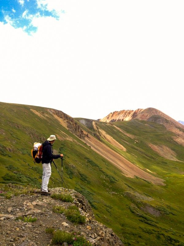 Hiking the Colorado Trail