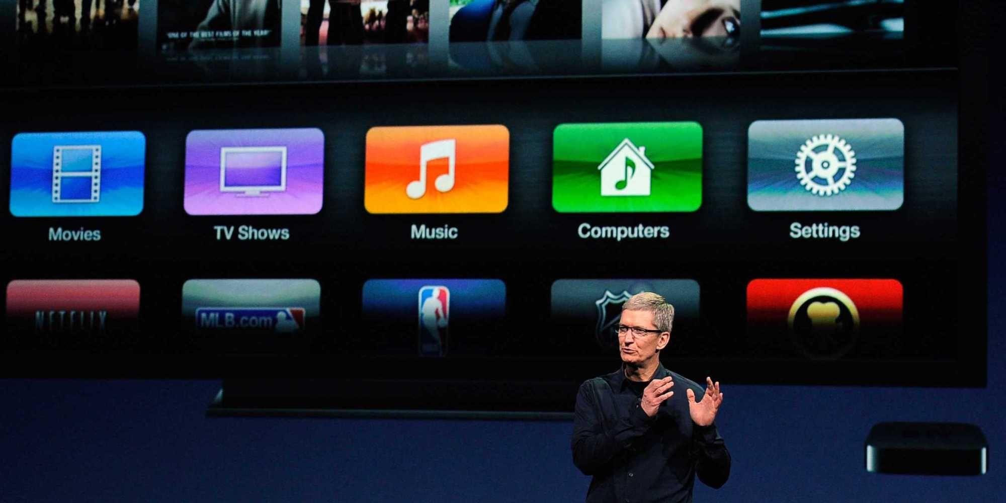 AppleTV: Release im September?! - tim-cook-apple-tv #iphone #apple