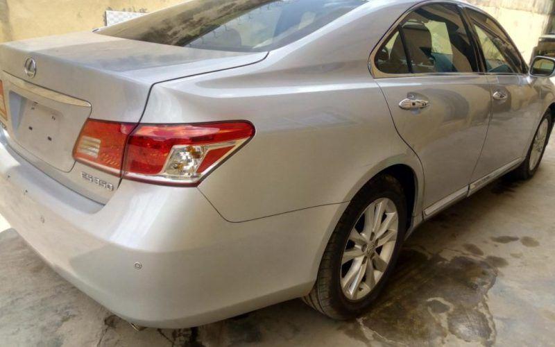 For Sale Lexus Es350 4 8 Million Lagos Nigeria Http Www Glautomobiles Com Listing Lexus Es350 Lexus Fuel Efficient Lexus Es
