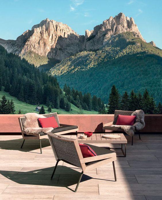 Salon de jardin Tendance 2018 / 2019. Sun mobilier Bordeaux lac ...