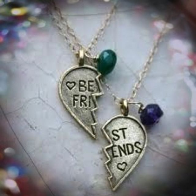 I have lost my best friend... but to be honest it gets better! cause I have found someone I cant be without- someone whose always there