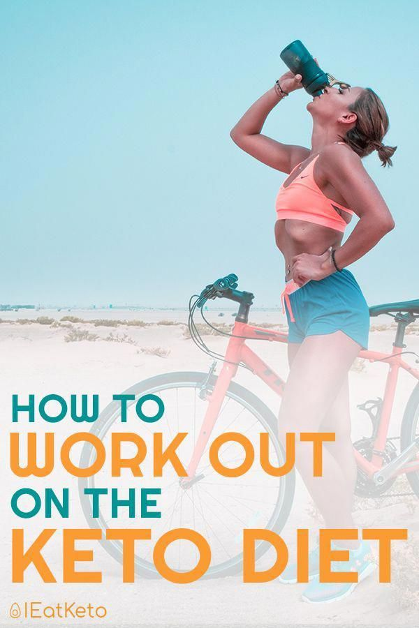 Learn how to exercise on the keto diet with this keto workout guide. Fuel your exercise correctly to...