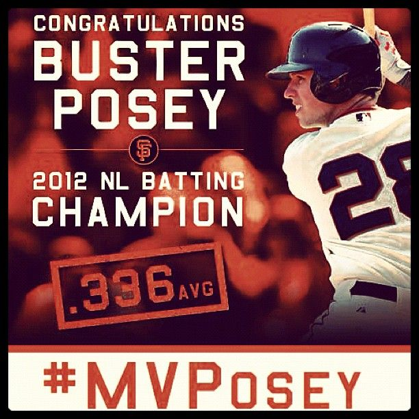 Double Tap if @BusterPosey is the #MVPosey