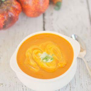 Green Chile Pumpkin Soup Recipe | Yummly