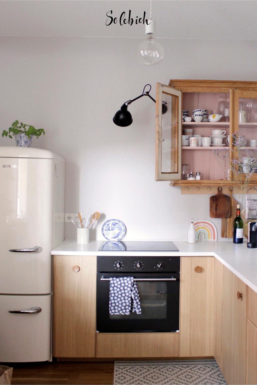 vorher-nachher: ikea-küchen-makeover auf 8 qm bei imma