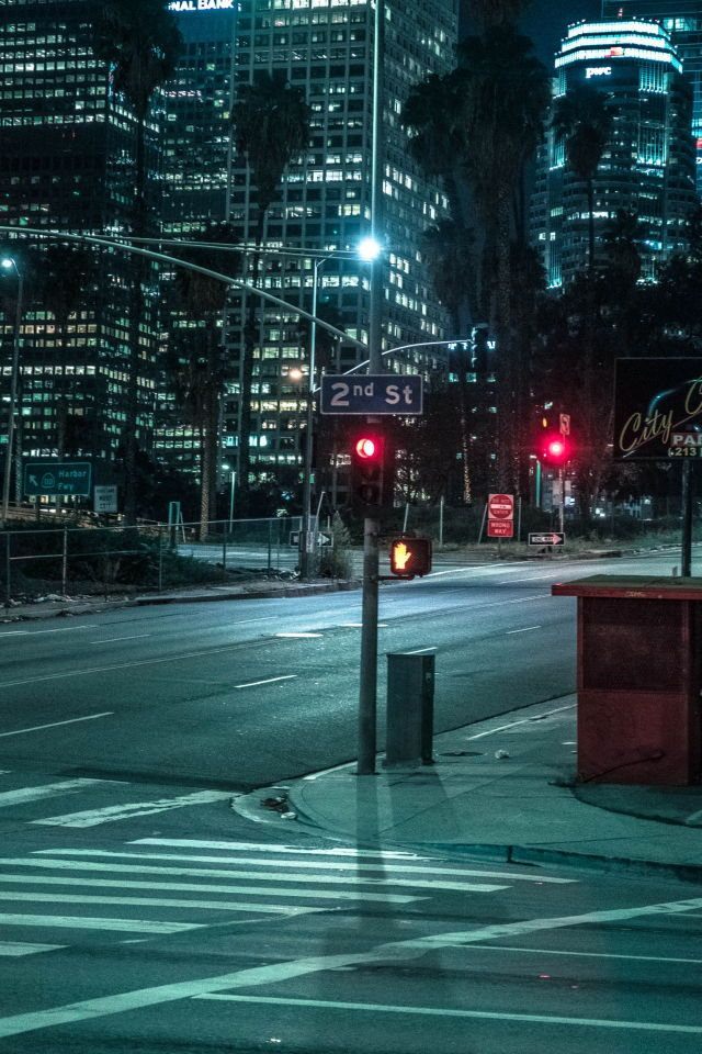 Aesthetic Urban Landscape Photography
