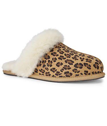 bf798def0c2 UGG Women's Scuffette II Leopard Slippers | Bare Necessities ...