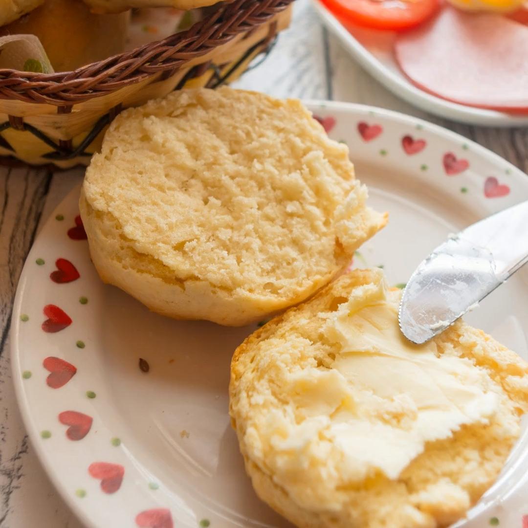Ruck-Zuck Frühstücks-Brötchen aus dem Thermomix