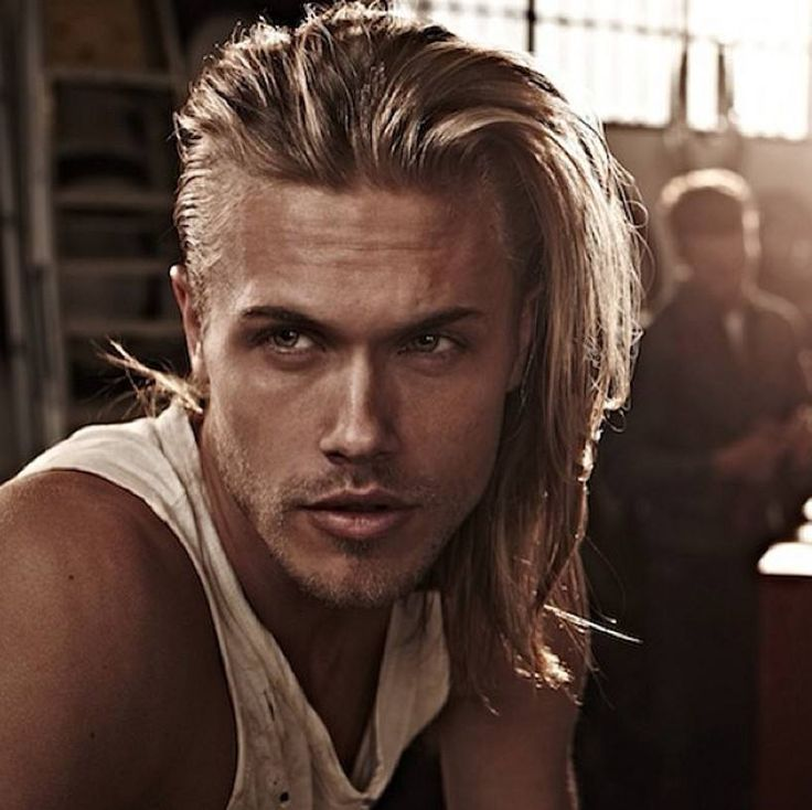 40+ Hairstyles for guys with long hair on top inspirations