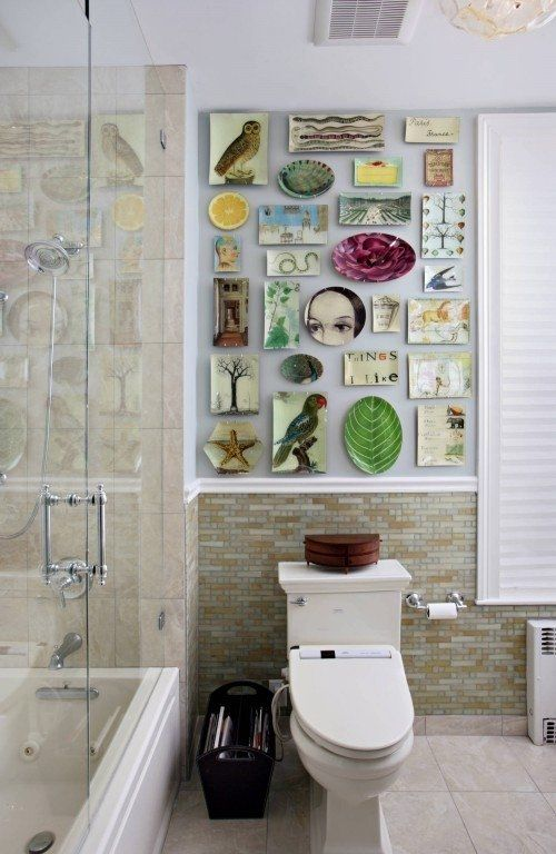 20 Wall Decorating Ideas For Your Bathroom Bathroom Design Small