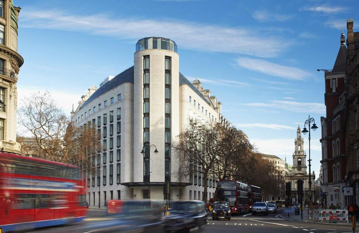 ME Hotel by Foster + Partners, London » Retail Design Blog