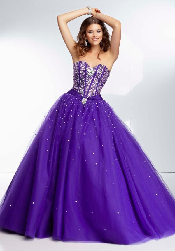 hitapr.net purple sweet 16 dresses (07) #purpledresses | Dresses ...