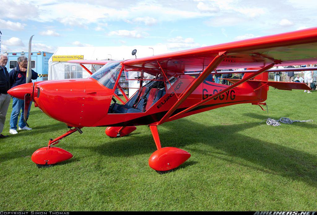 Aeropro Eurofox 912(S) aircraft picture Aircraft