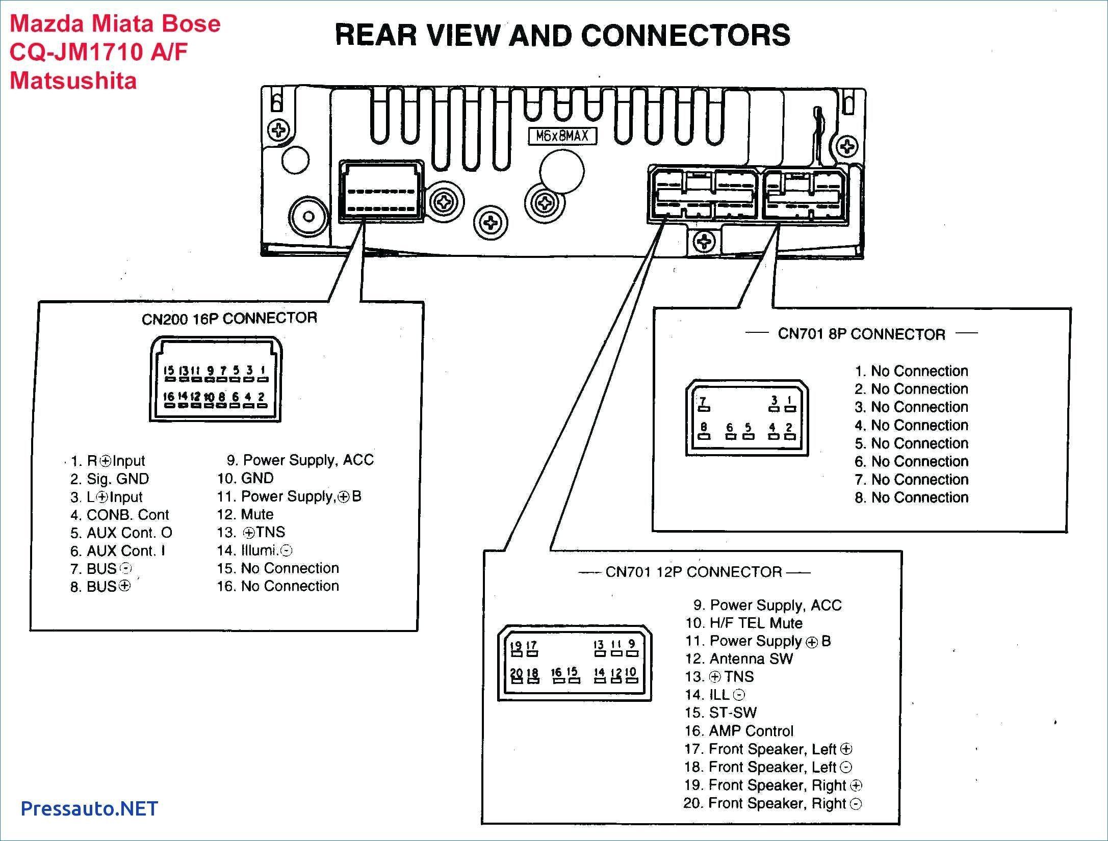 E36 Amplifier Wiring Diagram Con Imagenes Mazda Bose