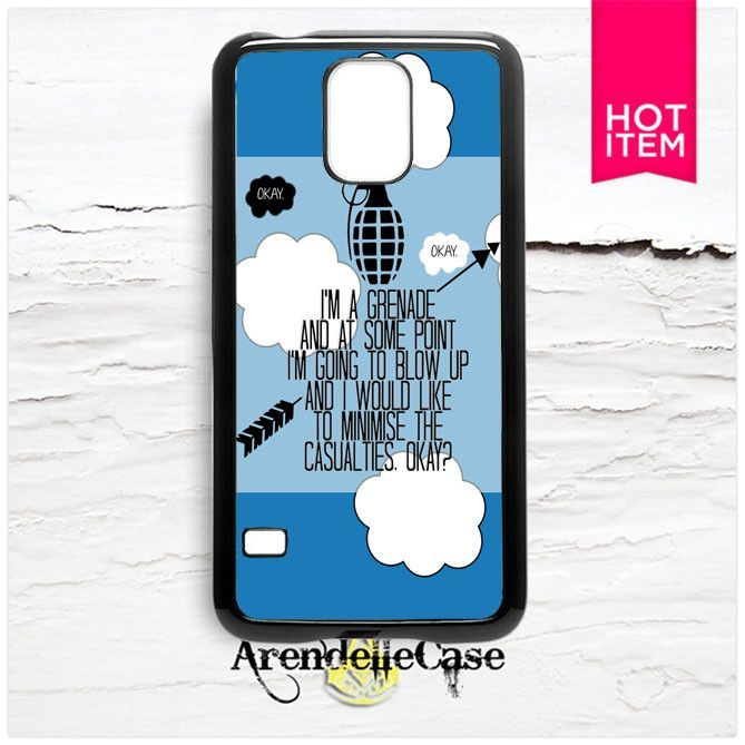 Fault In Our Stars Samsung Galaxy S5 Case