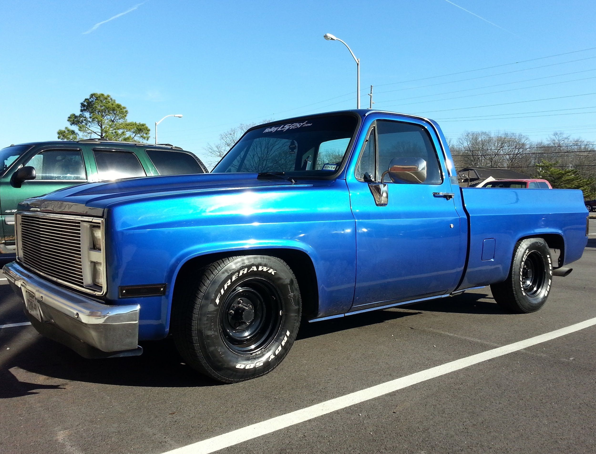 Pin By Jim Smith On 73-87 C10