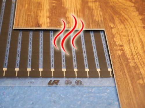 Radiant Floor Heating   Electric In Floor Heat   Radiant Floor Heating  Systems | QuietWarmth