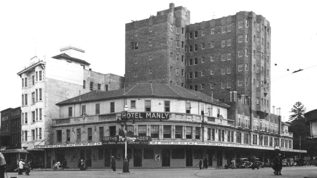 Hotel Manly Was Designed By S H Buchanan