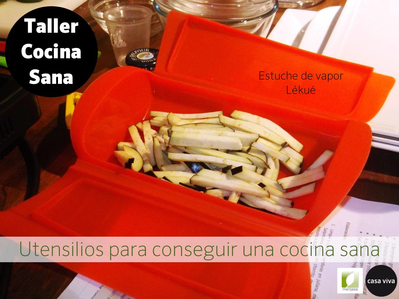 utensilios de cocina para cocinar alimentos saludables recetas con valor nutricional hechas con muy poco