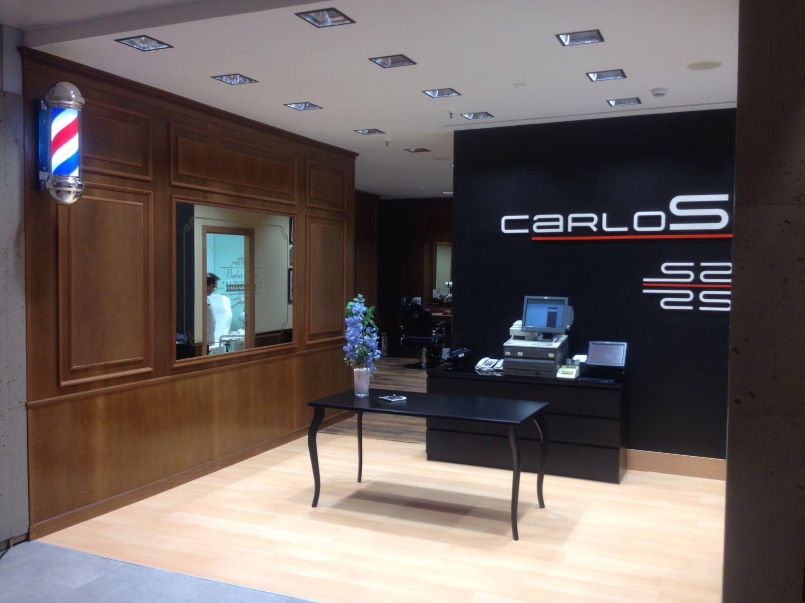 Nueva Peluqueria Carlos Spejos Corte Ingles De Valladolid Muebles  # Muebles Peluqueria